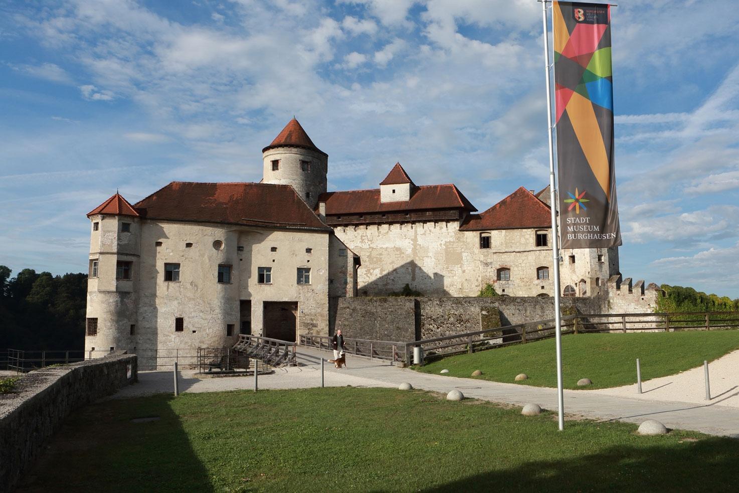 Burghausen inkl. Plättenfahrt