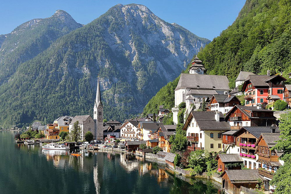 Salzwelten - Hallstatt - UNESCO-Weltkulturerbe