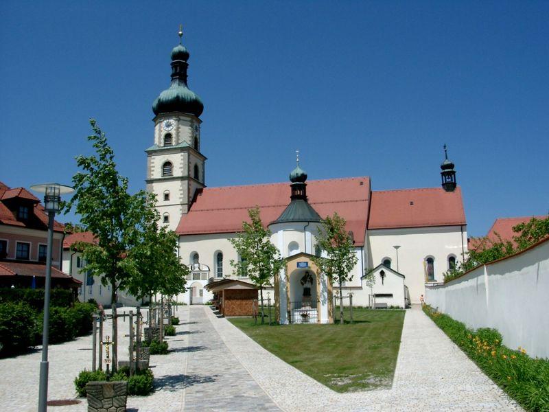 Wallfahrt - Neukirchen HL. Blut