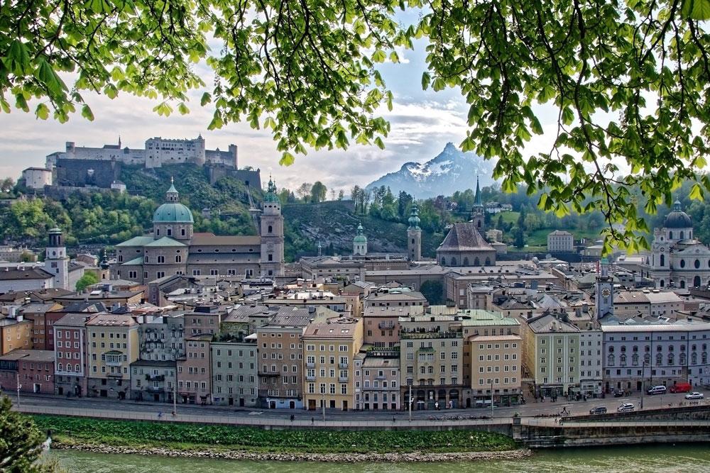 Salzburg inkl. Stadtrundfahrt